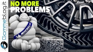 3 Future Tires by MICHELIN that Have AMAZING FEATURES