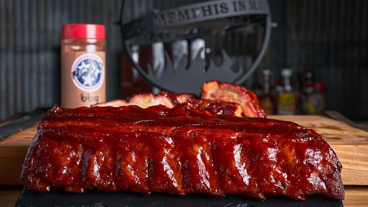 Rib Recipe That Won Memphis in May