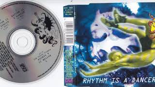 Скачать Snap Rhythm Is A Dancer Maxi Single