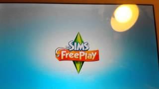 Triche sur sims free play tablette