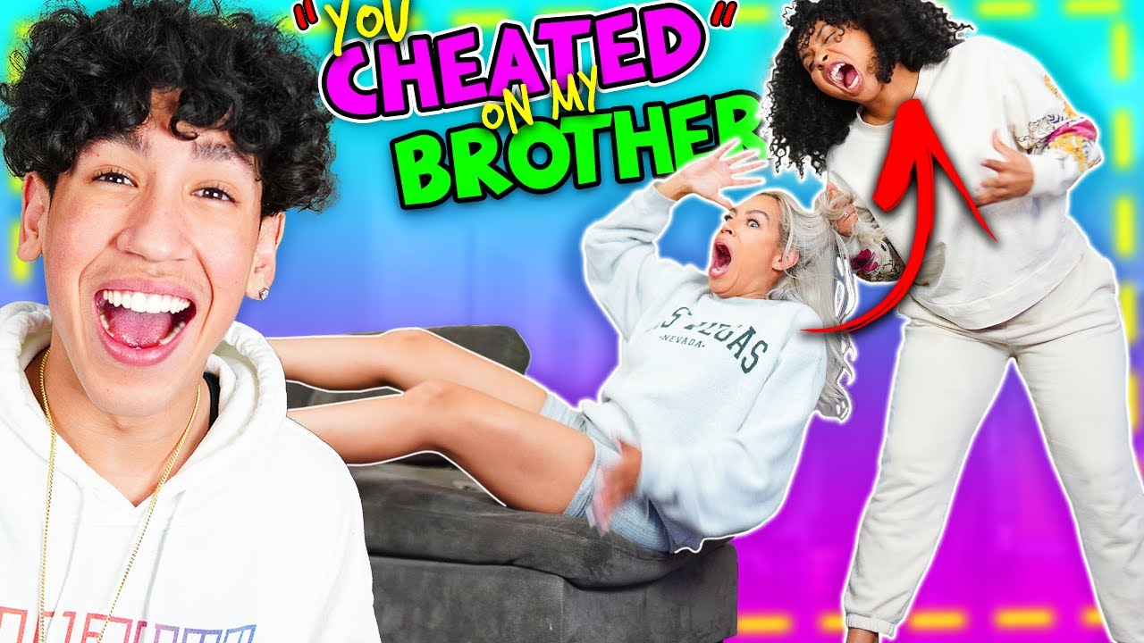 """I Told My AUNT..""""My MOM *CHEATED* on your BROTHER"""" w/ @Ezee x Natalie  