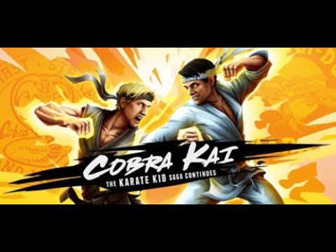 Cobra Kai: The Karate Kid Saga Continues |