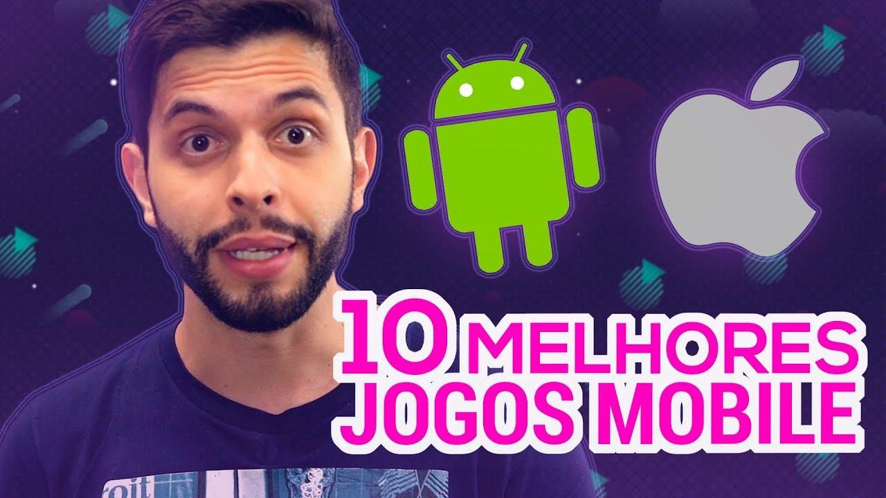 OS 10 MELHORES JOGOS GRÁTIS PARA CELULAR - PLAYLIST PLAYHARD #1
