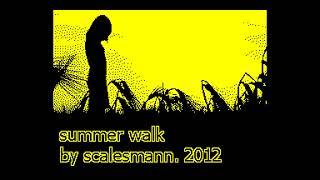 Summer Walk (musicdisk) - Scalesmann/March Cats [#zx spectrum AY Music Demo]