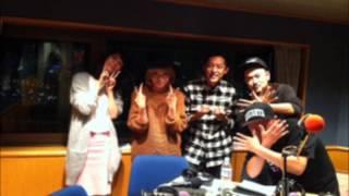 2014年11月12日放送 YOKOHAMA RADIO APARTMENT サイプレス上野と遠藤舞...