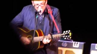 Elvis Costello 6-14-14: A Slow Drag With Josephine