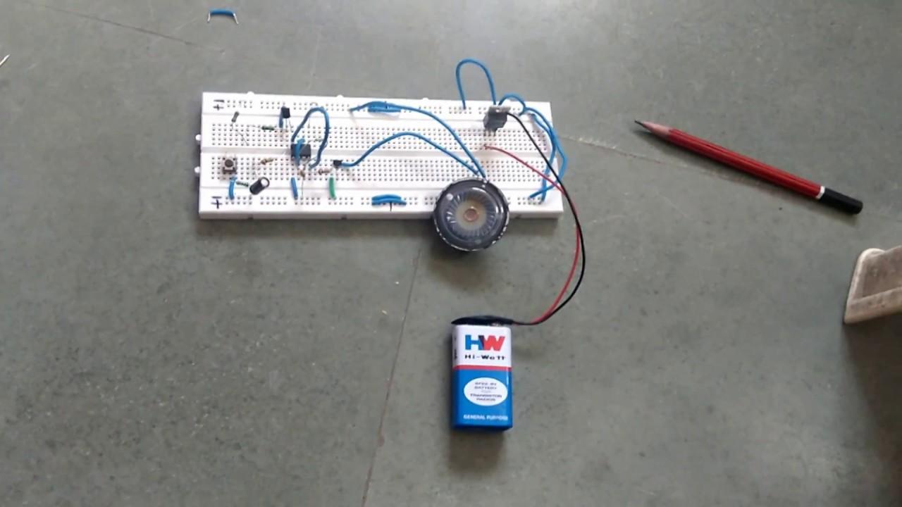 Hobby Circuits Using 555 Timer
