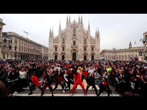 GoToe KPOP RANDOM PLAY DANCE in MILAN,ITALY with Dress code KPOP