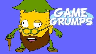 Game Grumps Animated - Corny Talk