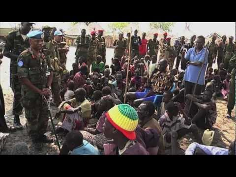 South Sudan Jonglei Civil War