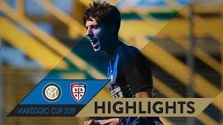 INTER 2-0 CAGLIARI | 2019 VIAREGGIO CUP | PRIMAVERA HIGHLIGHTS | Goals from Mulattieri and Ntube!