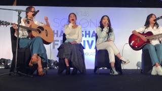 So Long HSF Vlog (Acoustic) by Shafa Team KIII