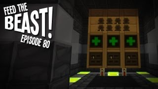 "Feed The B-Team! Ep80 - ""Bee Mutation Containment Chamber!"" Feed The Beast Modpack"