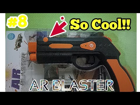 #8 Ar Blaster Unboxing Review (Off Topic)