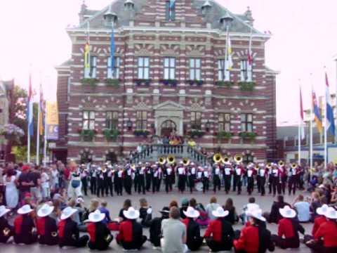 Calgary Stampede Showband Canada World Music Contest Wmc Kerkrade Holland Netherlands Town Square