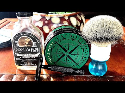Talbot Shaving Double Trouble Review