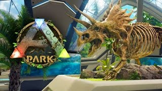 Ark Park - Exclusive Tech Demo
