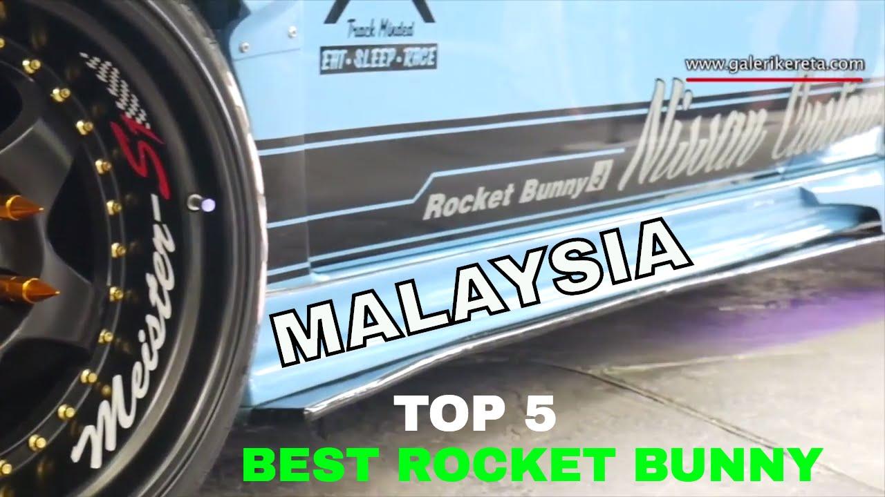 Top 5 Best Compilation Rocket Bunny Modified Car Nov 2016