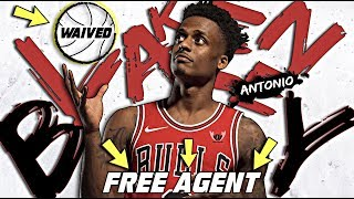 """Can Antonio Blakeney """"BE GREAT"""" again? Why was he WAIVED?"""