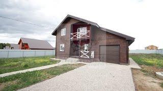 Купить загородный дом в отличном месте. Видео прогулка по дому.(, 2015-09-17T07:24:35.000Z)