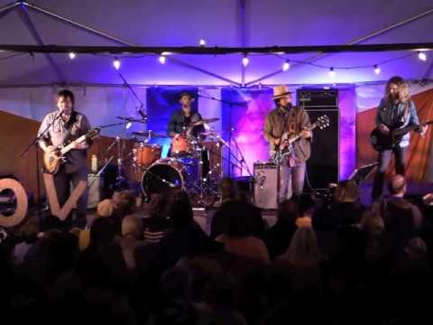 Jackie Greene@ the 4 Peaks Music Festival 2