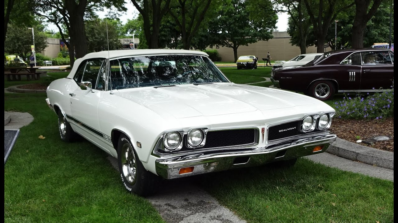 Convertible Ss Chevelle 1966