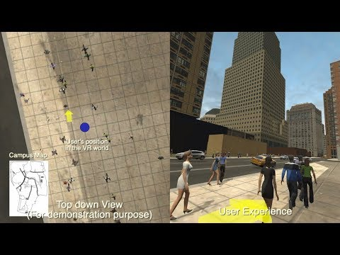Microsoft's DreamWalker lets you see VR cities during real-world walks