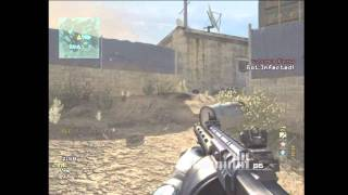 MW3 Easy infection Moab on Dome strategy  (MOAB every time)
