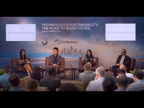 Eco Business & BMW presents - Technology and Sustainability: