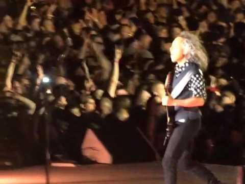 Metallica - The Unforgiven - Gillette Stadium - Foxboro, MA 5-19-2017