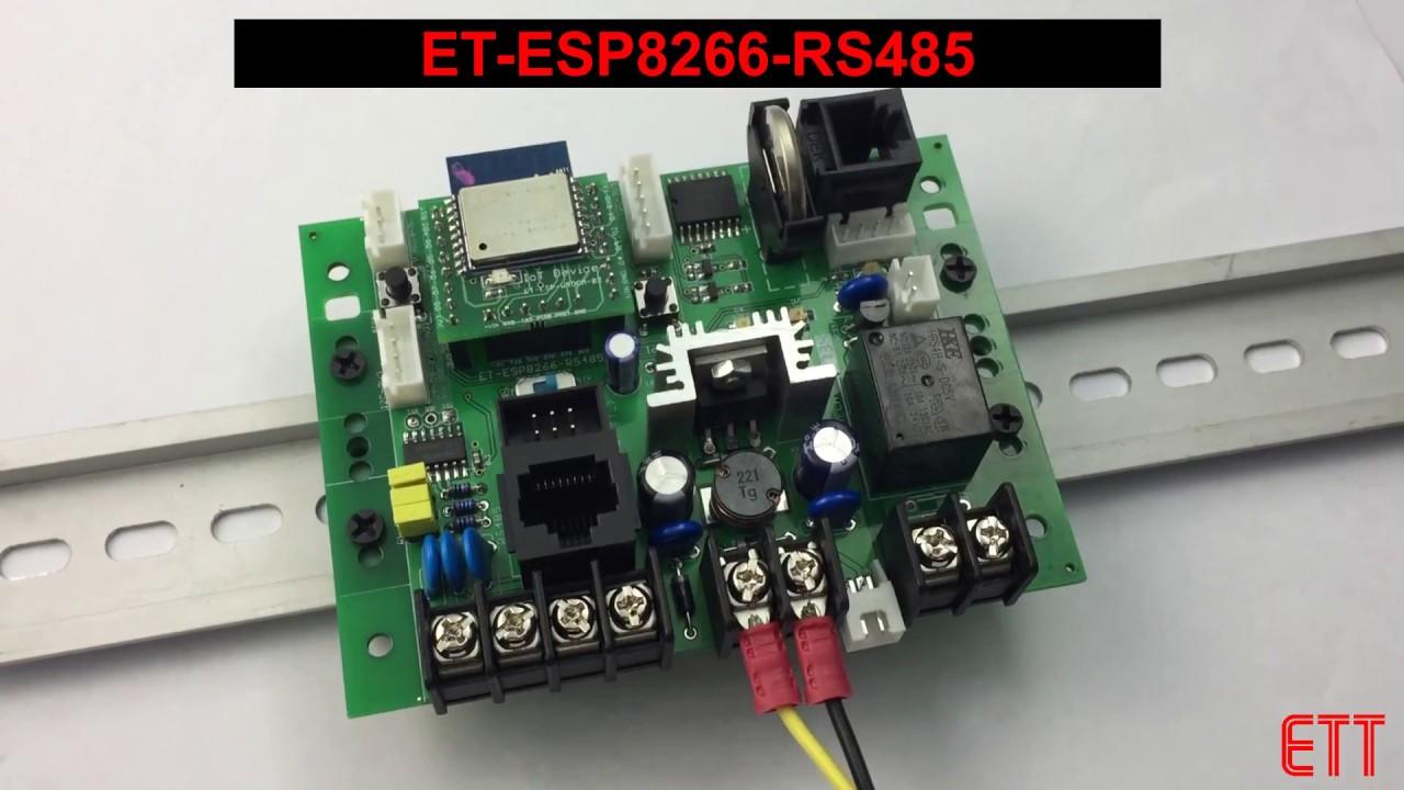 ET-ESP8266-RS485
