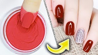 gel nails tutorial