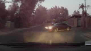 ДТП 29.08.14 Алматы GEELY SC7-Mazda 626