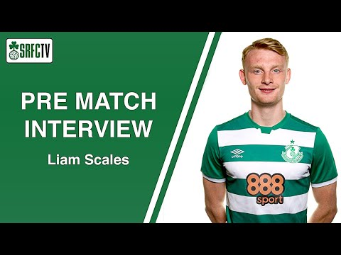 Liam Scales | Pre Match Interview v St. Patrick's Athletic | 7 May 2021