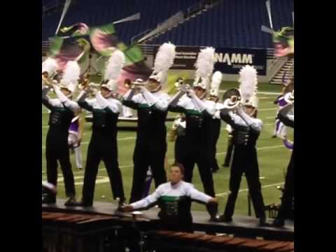 High School Trumpet Screaming!