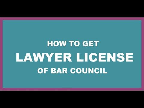 law license