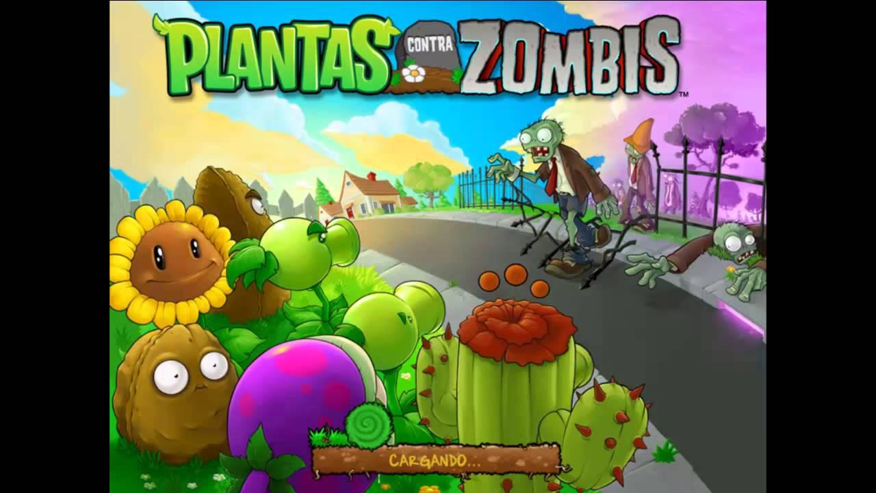 Juegos Plantas Vs Zombies Youtube