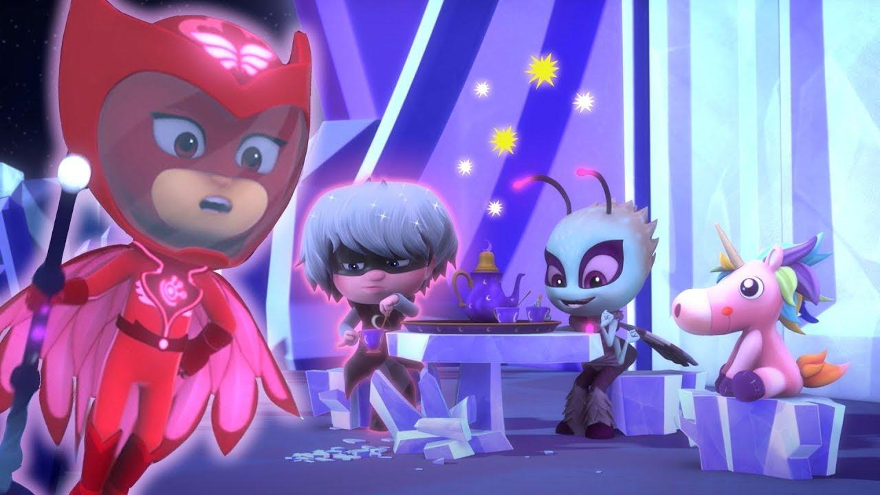 Helden des Himmels Teil 1 🌟 PJ Masks Deutsch Staffel 4 NEU! 🌟 Cartoons für Kinder | Pyjamahelden