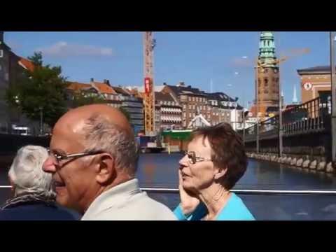 Canal Tour Copenhagen August 2016