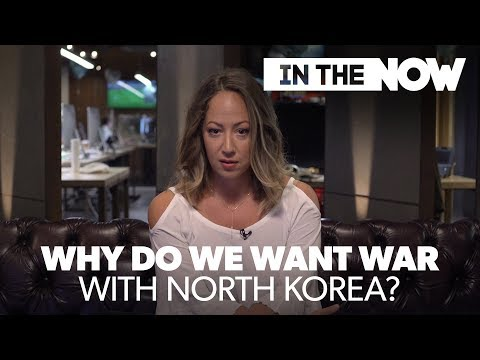 America wants war with North Korea because war makes money