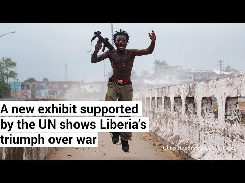 War And Peace In Liberia
