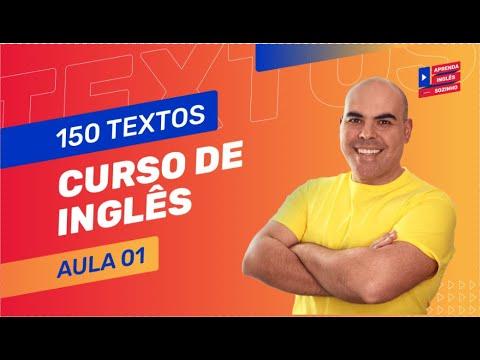 150 textos em Inglês com audio 😍 - curso de Ingles ! Aprenda Ingles! Aula de ingles
