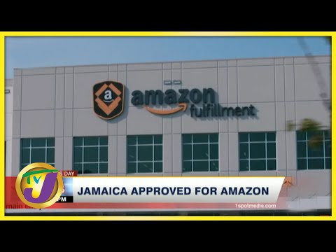 Jamaican Businesses Approved for Amazon | TVJ Business Day - July 7 2021