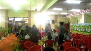 senthil marriage dance