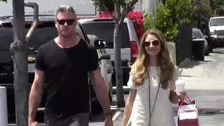 Eric Dane And Rebecca Gayheart Look Very Happy These Days