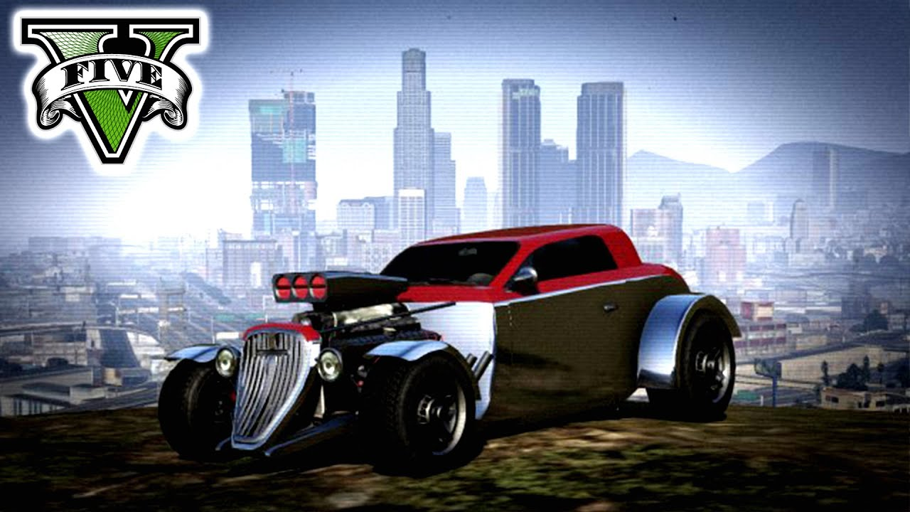 GTA 5 CUSTOM CARS & RACES! Live Stream - The CREW! - Grand Theft Auto 5 - YouTube