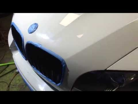 Paint Protection Melbourne - Car Detailing Correction BMW X5 In Correction Mode