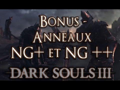 Dark Souls 3 - Guide Platine : Bonus - Tous les anneaux ( NG + et NG++ )