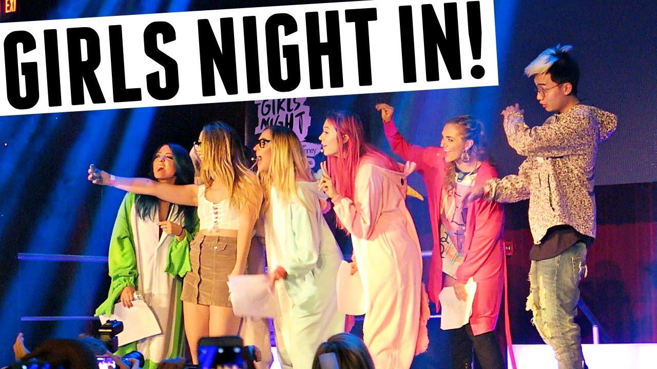 girls night in tour 2016