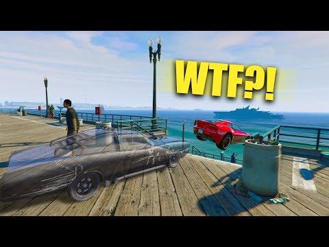 PASSIVE MODE TROLLING! | GTA 5 THUG LIFE #258